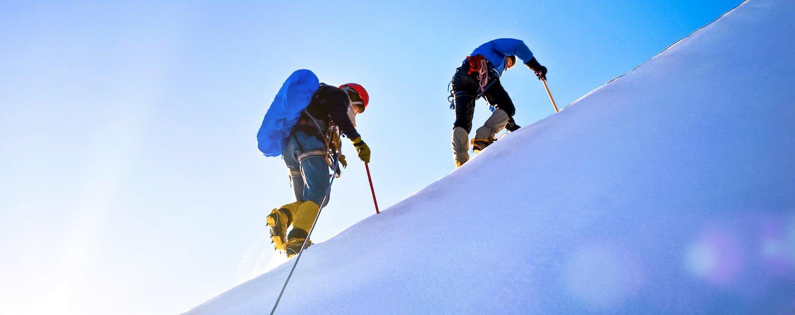 Mountain Climbers, Teamwork